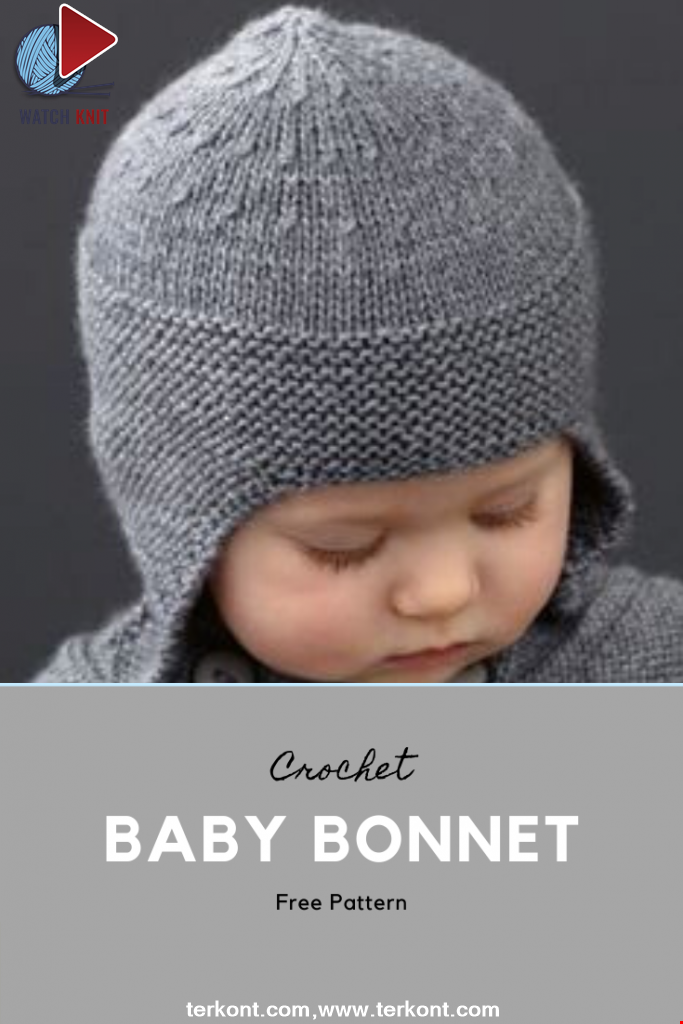 BABY BONNET FOR 18 MONTHS